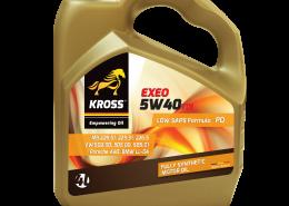 25579-KROSS EXEO 5W40 TDI 4L