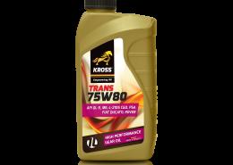 25607-KROSS TRANS 75W-80 - 1L