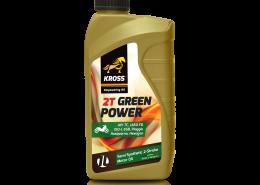 25690-KROSS 2T- GREEN POWER 1L