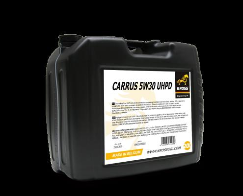 CARRUS-5W30-UHPD