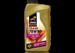 25606-KROSS TRANS 75W-90 - 1L