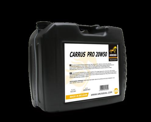 CARRUS-PRO-20W50
